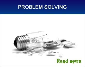 Business Problem Solving